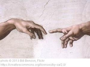 fingerofGod