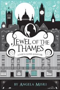 jewel of the thames front cover