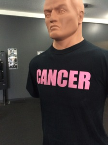 punch cancer
